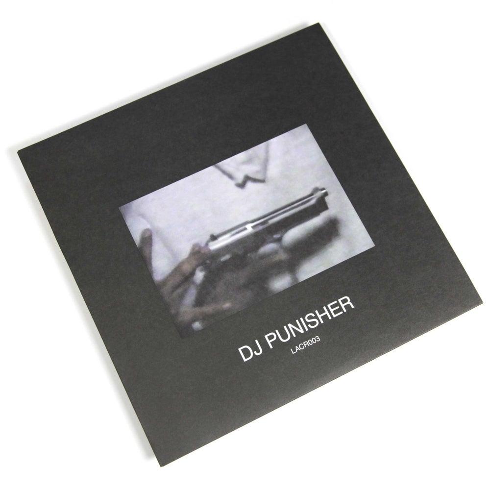 Image of LACR003 - DJ PUNISHER / UNTITLED