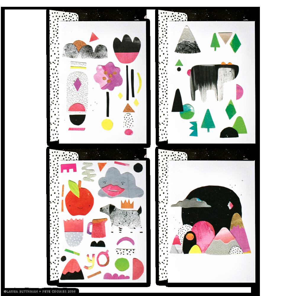 Image of 'BEAR' - Mixed Card Pack