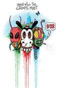 Image of When Will The Creeps Meet ft. Shaky Kane, Julian Hanshaw & Krent Able