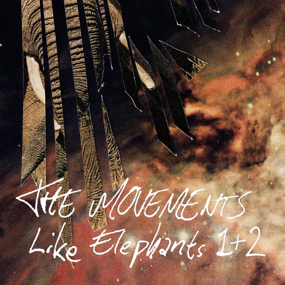 Image of The Movements/Like Elephants 1 & 2 (2XLP)