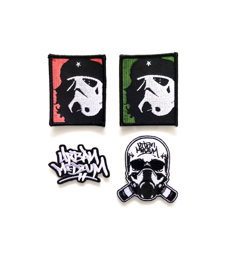 Image of UrbanMedium Patches