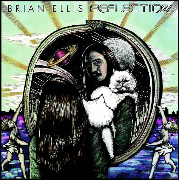 "Image of Brian Ellis ""REFLECTION"" 12"" EP"
