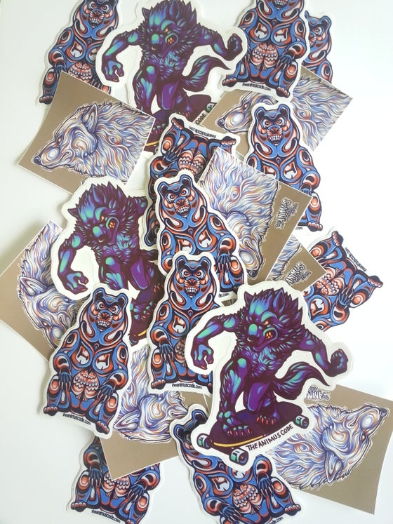 Image of Sticker Packs