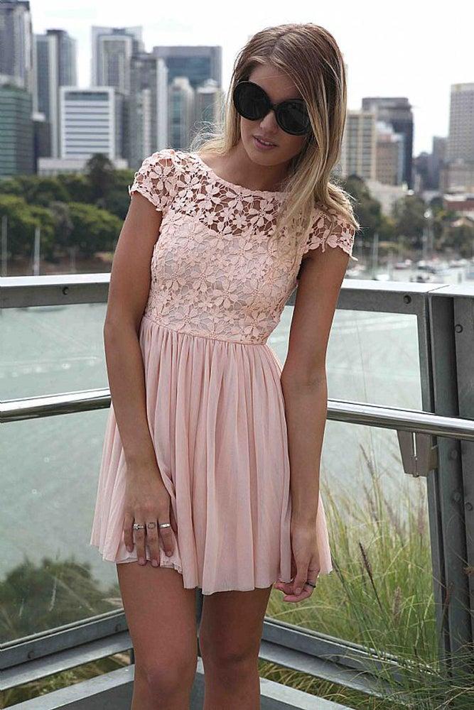 Image of Fashion hot lace dress