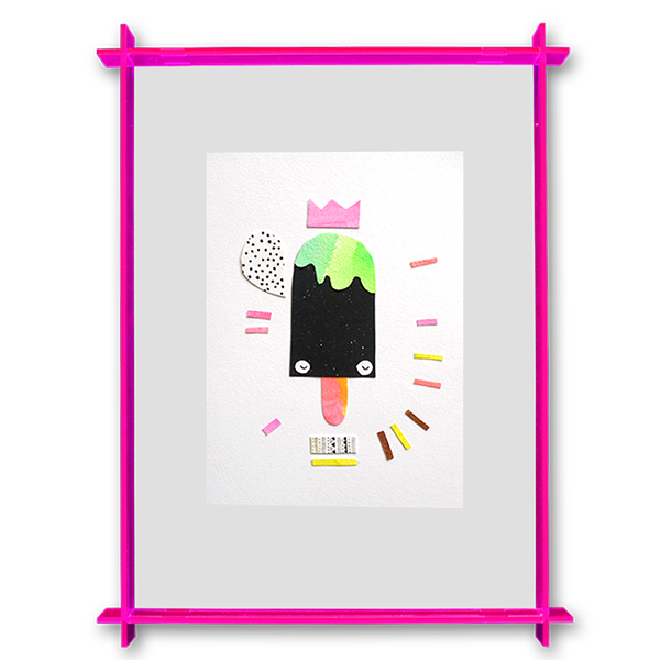 Image of Popsicle - Original Artwork