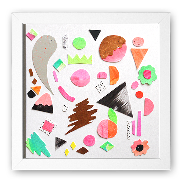 Image of Pattern Party - Original Artwork