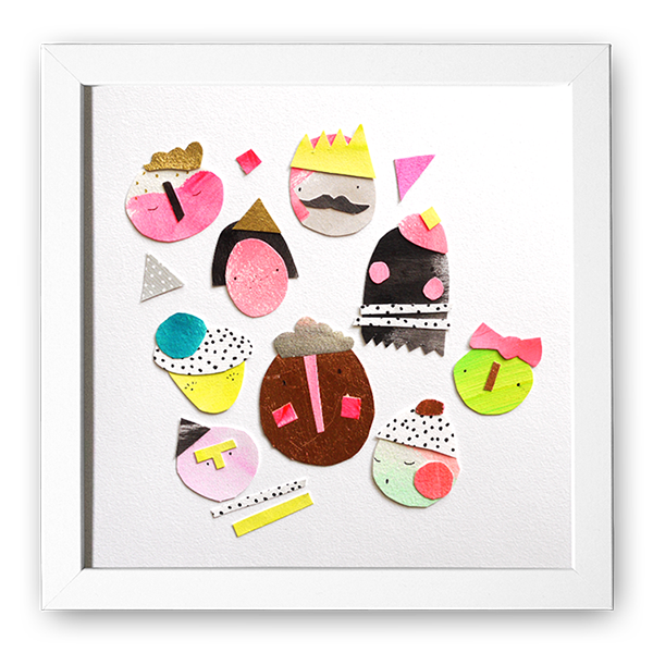Image of Party People - Original Artwork