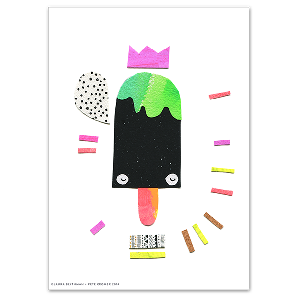 Image of Popsicle - Limited Edition Print