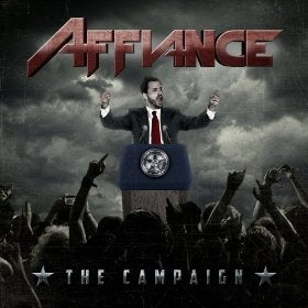 """Image of AFFIANCE """"THE CAMPAIGN"""" CD"""