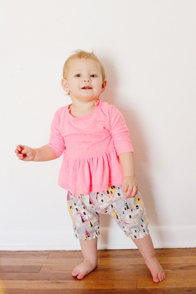 Image of PENELOPE + PIPPA tops mommy&me bundle