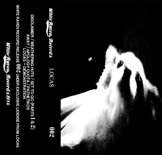 Image of Locas- Demonstration (1st Press Baby Blue Cassette /25)