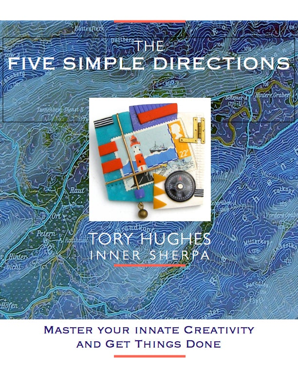 Image of Creative Development Course Manual - the FIve Simple DIrections