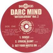 "Image of DARC MIND ""ANTEDILUVIAN EP VOL. 2"""