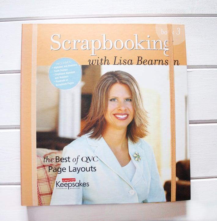 Image of Libro Scrapbooking Lisa Bearnson nº3