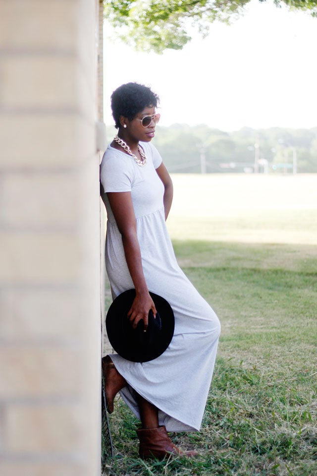 Image of the EVERYDAY MAXI dress