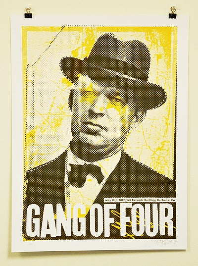 Image of PRINT: GANG OF FOUR