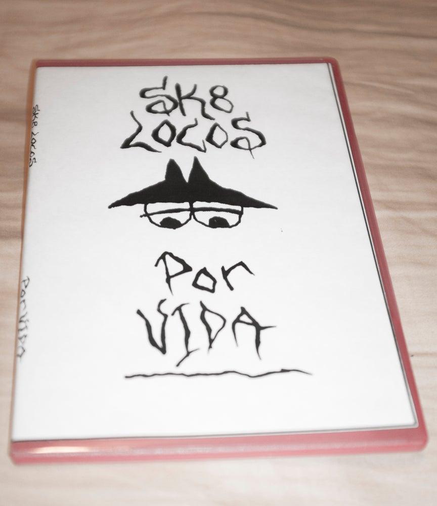"""Image of Sk8 Locos """"Por Vida"""" DVD"""