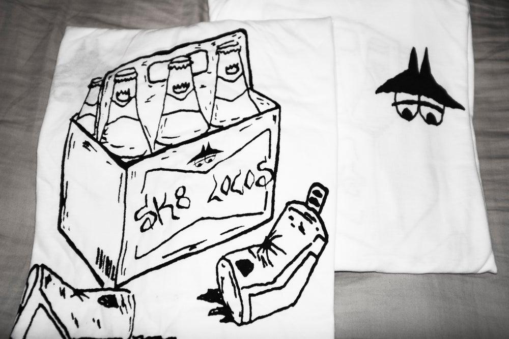 Image of Sk8 Locos Shirt (Non-Pocket)