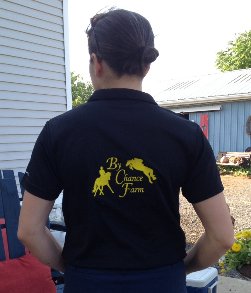 Image of By Chance Farm Polo Shirt