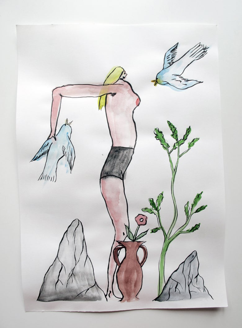 Image of Bird in Hand