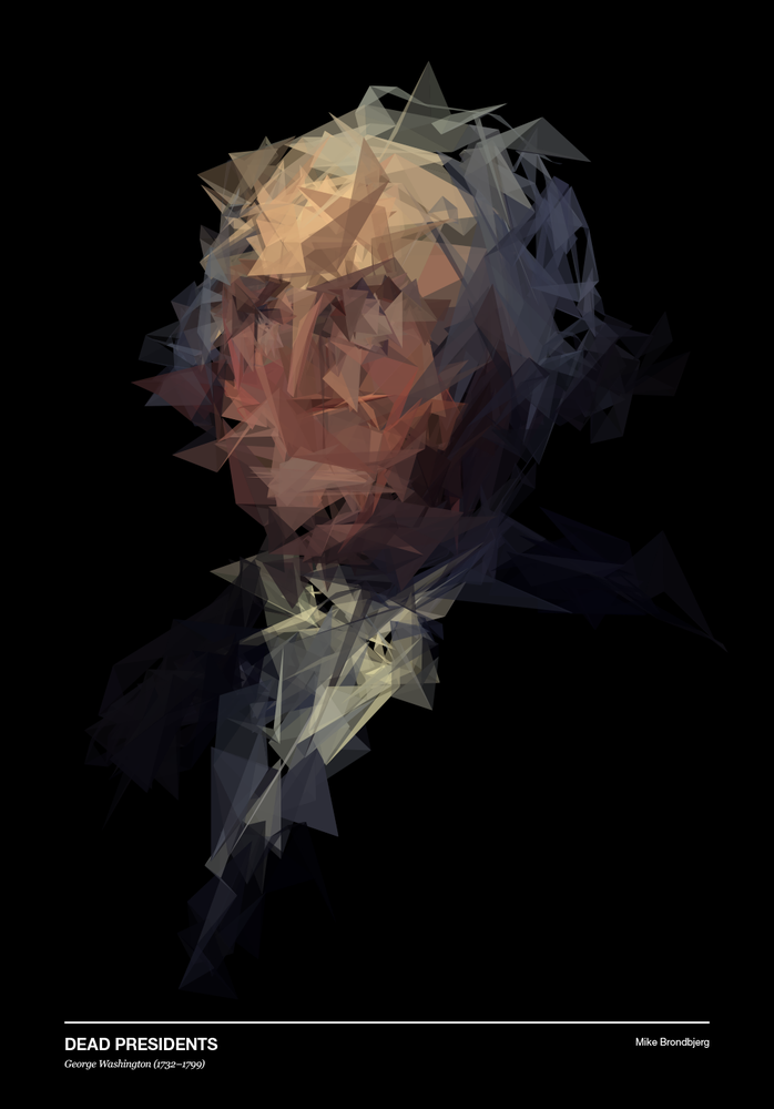 Image of Dead Presidents - George Washington
