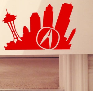 Image of Seattle Acura Sticker!