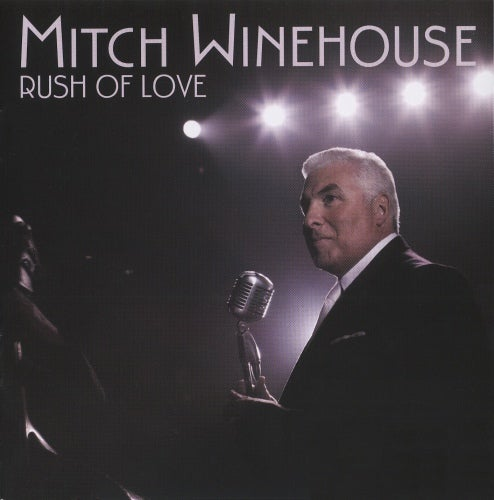Image of Mitch Winehouse ''Rush of Love'' CD