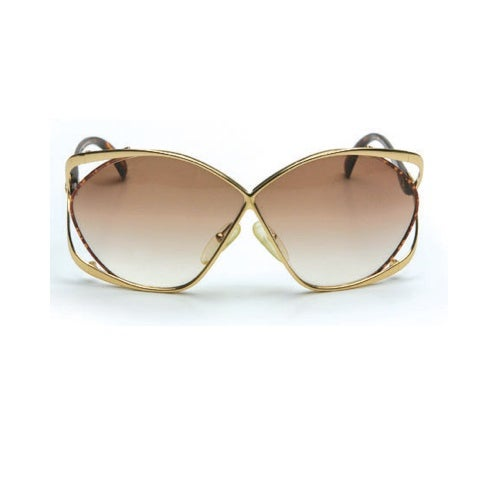 Image of SOLD OUT Christian Dior Butterfly 2056 Vintage Oversized Sunglasses