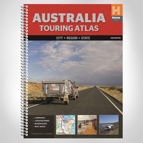 Image of HEMA TOURING ATLAS