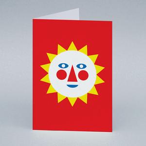 Image of Summer Sun card