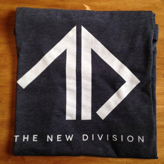 Image of Charcoal Grey Logo Shirt