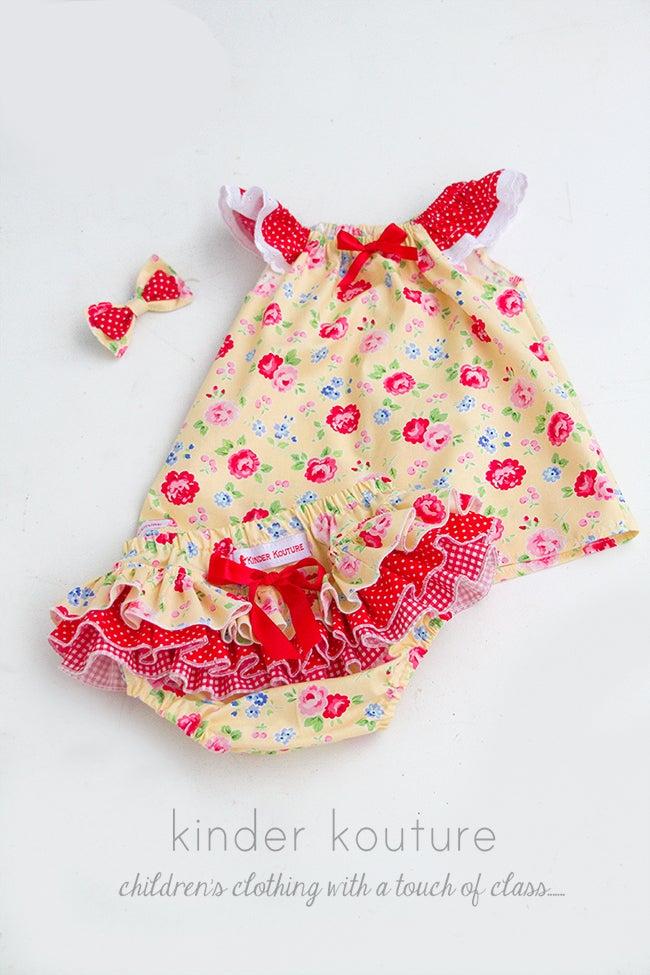 Image of Strawberry Sunshine Set