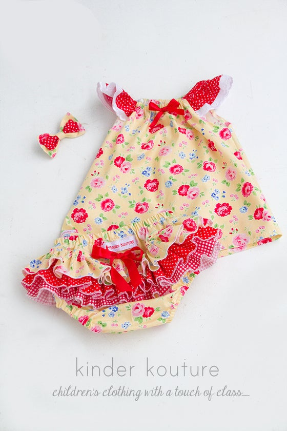 Image of Strawberry Sunshine Set