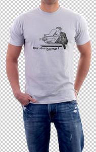 Image of Long Road Home   Obscura Tshirt