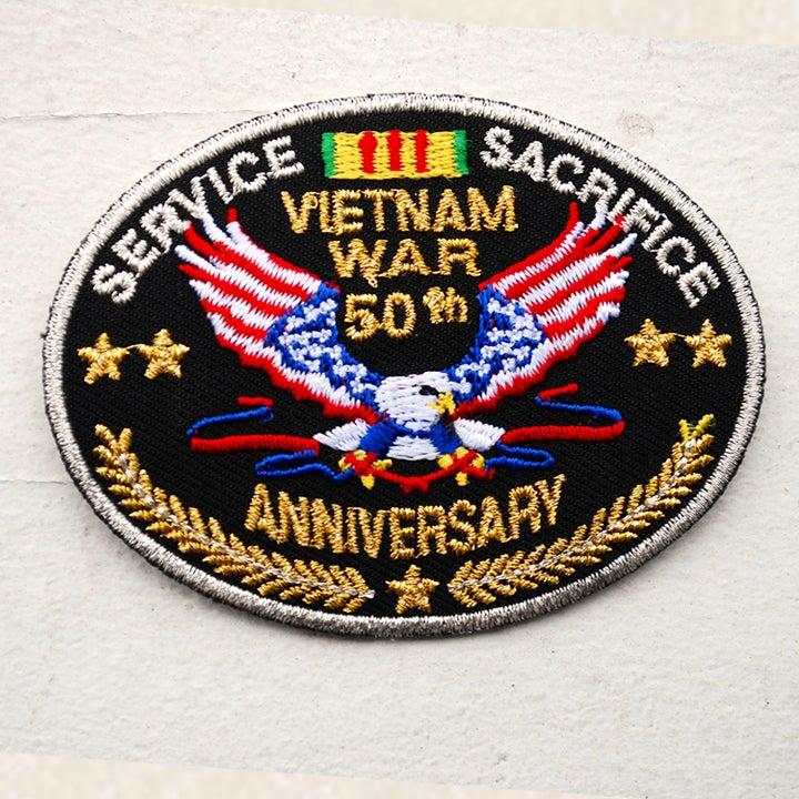 Image of Vietnam War 50th Anniversary Hat