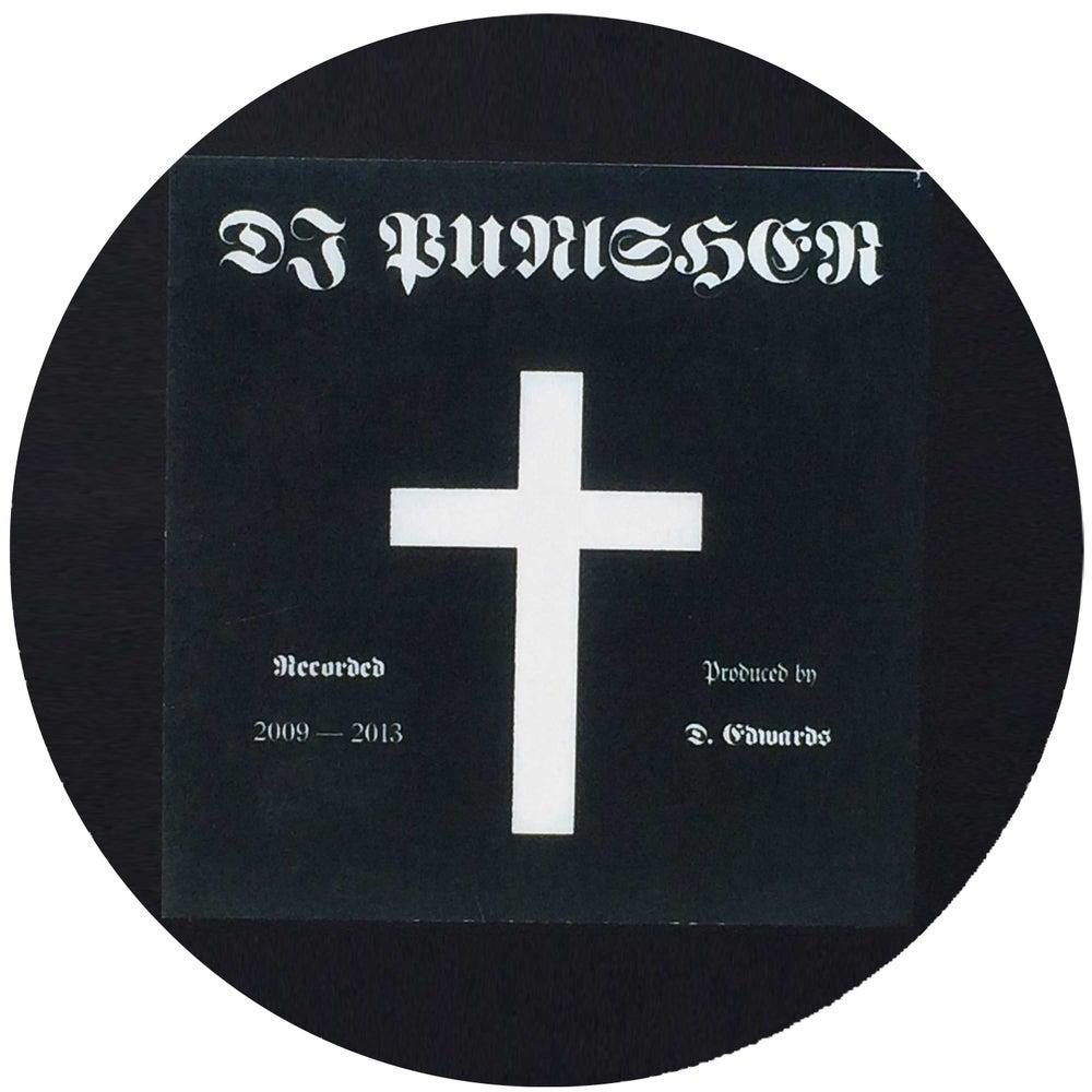 Image of LACR003 - DJ PUNISHER - WHITE LABEL PROMO