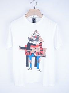 Image of Number (N)ine - Cubism Portrait Tee 2