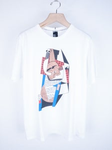 Image of Number (N)ine - Cubism Portrait Tee 1