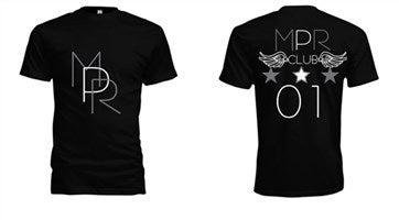 Image of M.P.R - Plain Black/White