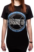 Image of Built From the Ground Up Tee/ Baseball Tee