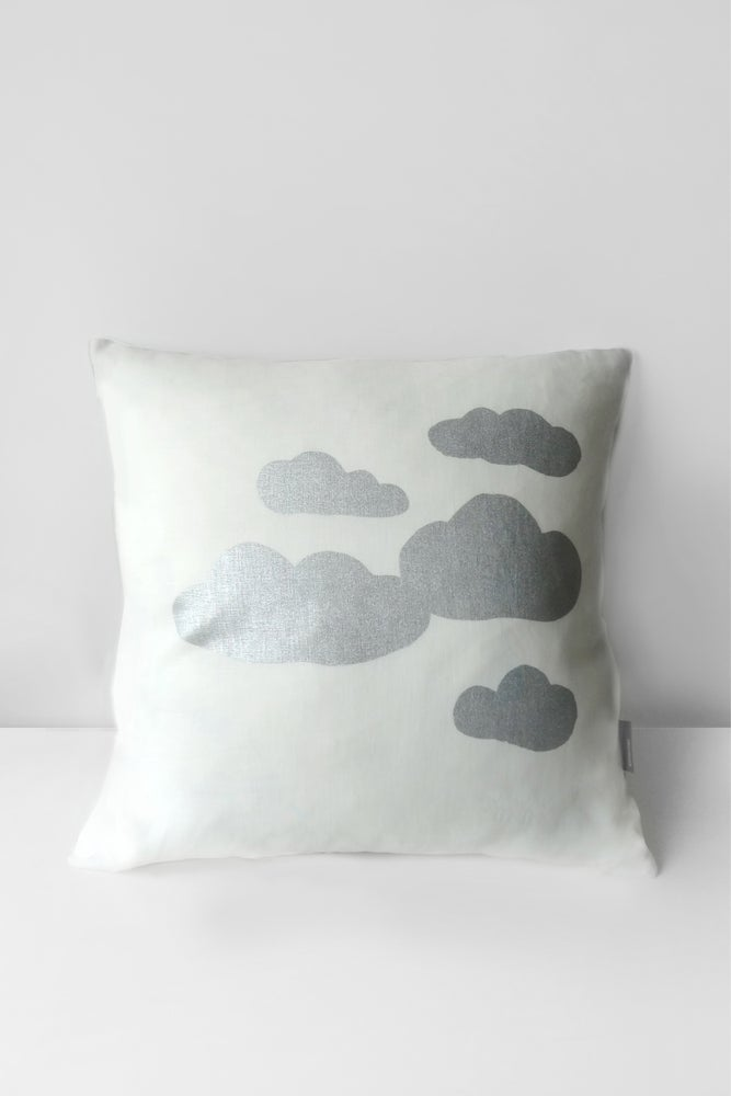 Image of Cloud - Tea Towel