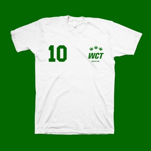 "Image of 10KILOS.US ""WEED CARRYING TEAM (#WCT)"" T-Shirt"