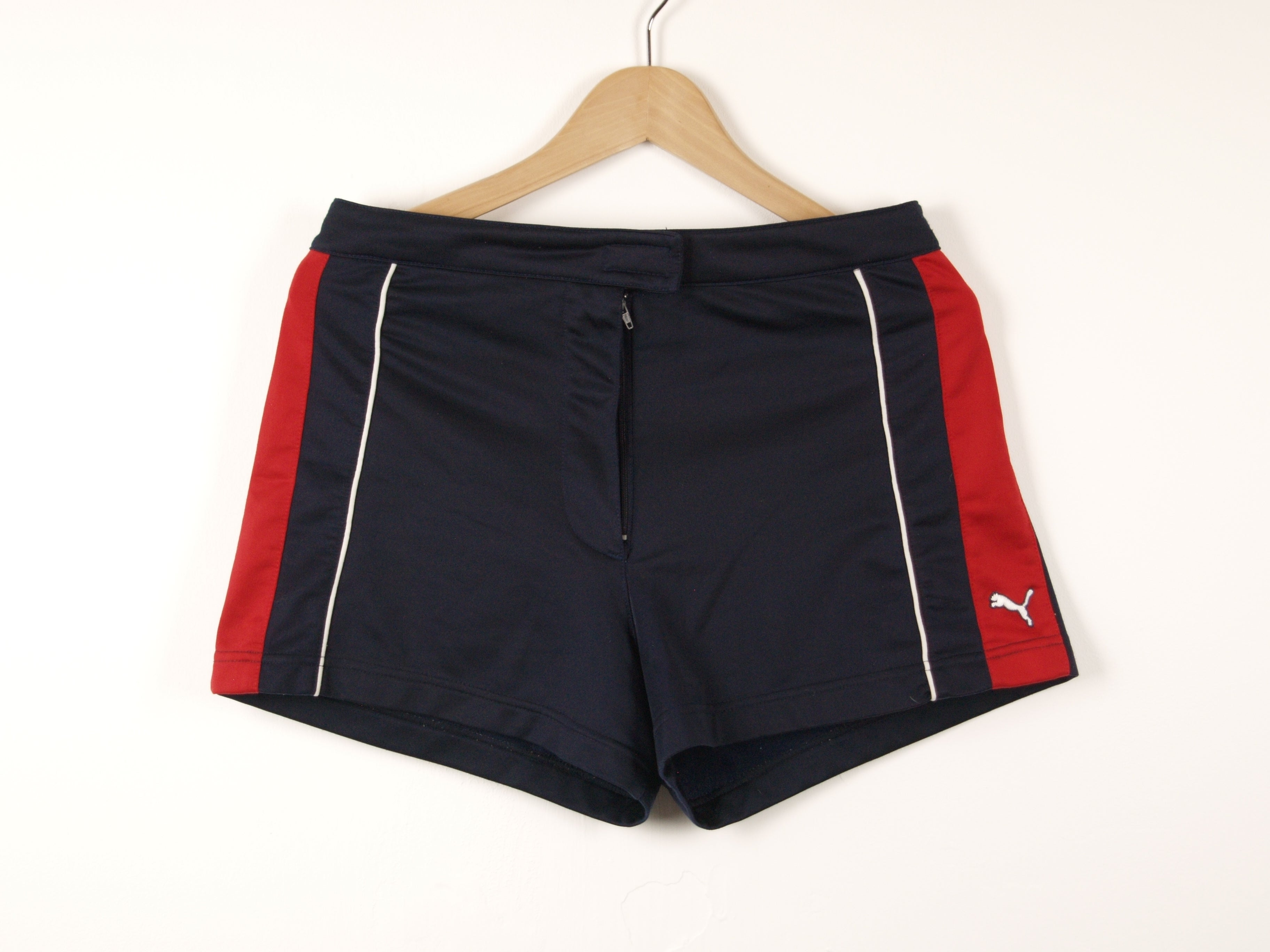s sports shorts vintage clothing revival