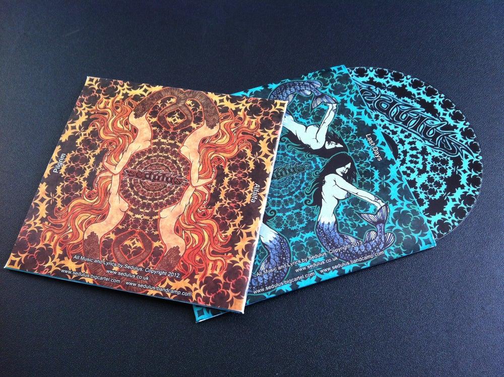 Image of Sedulus EP / Beta EP - CD