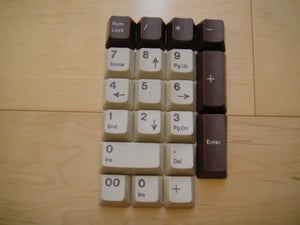 Image of Coffee 2.0 Number Pad Kit