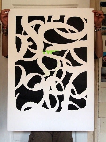 Image of type#2 012 - exibition poster