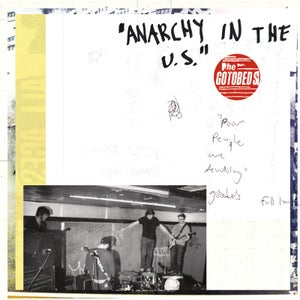 Image of THE GOTOBEDS - 'Poor People Are Revolting' LP (12XU 066-1)