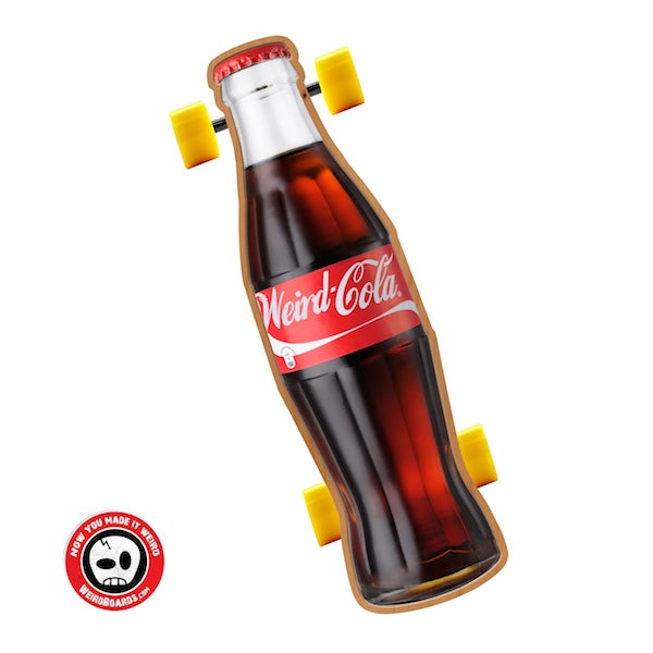 Image of Weird-Cola Board