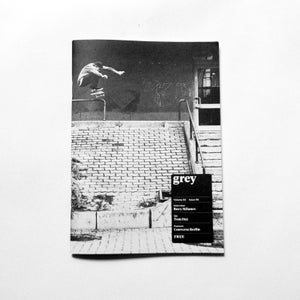 Image of grey skate mag volume 02 issue 05