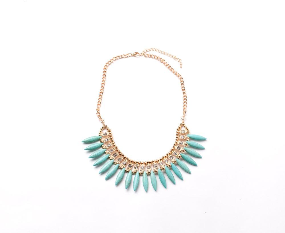 Image of Native Fringe Necklace